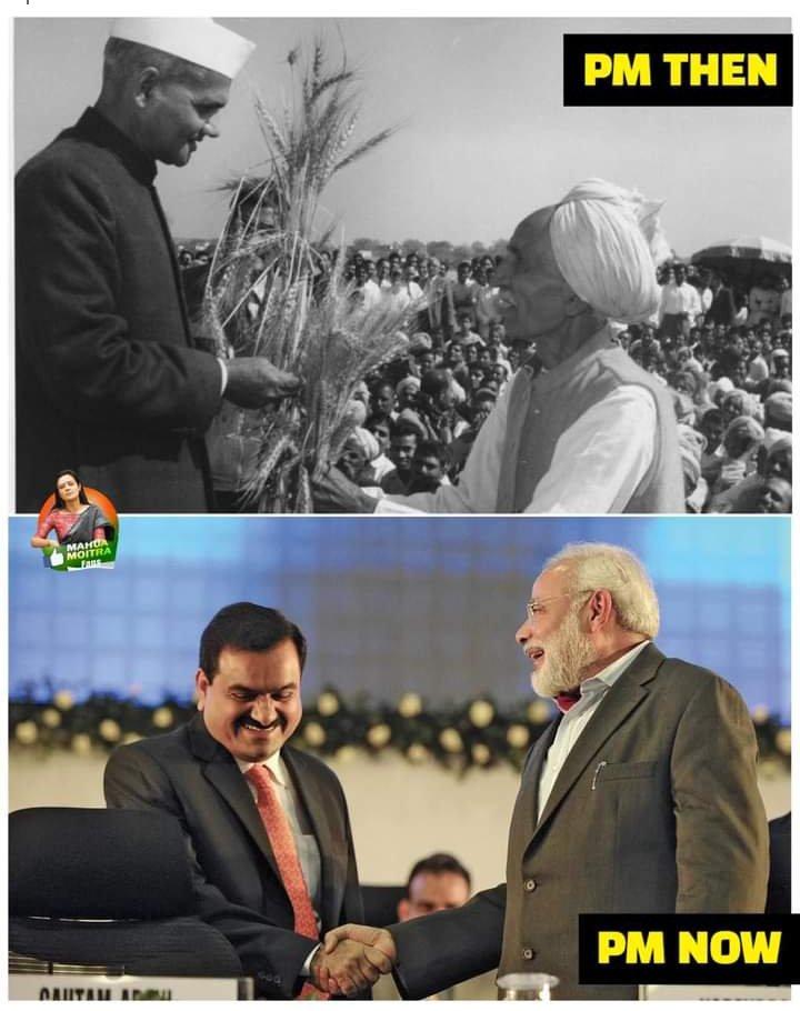 @PMOIndia Aap kisan ki PM neho ho aap to amiro ki PM ho