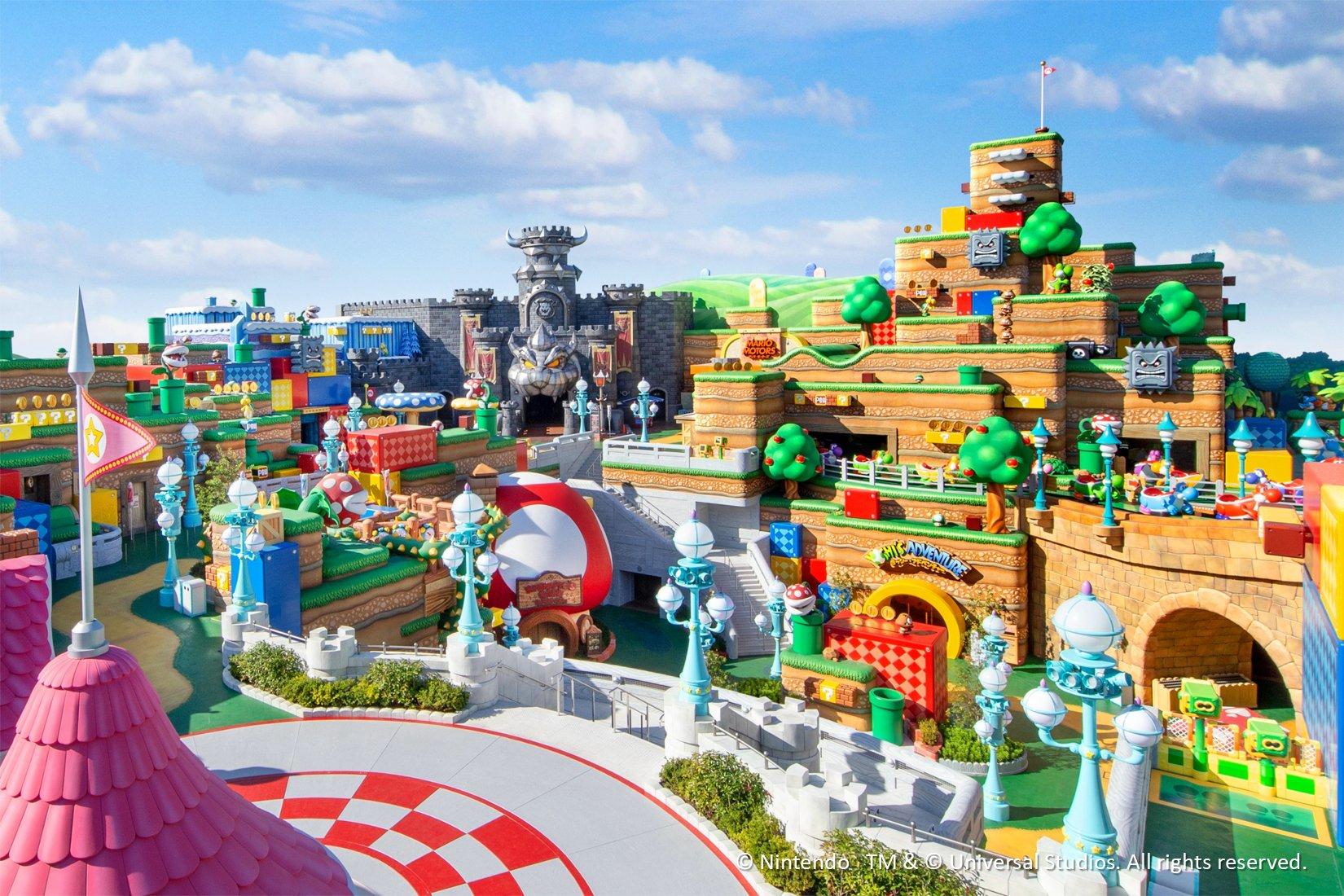 Super Nintendo World - Parc Universal Studios Japon EoEKj46XMAAfFO2?format=jpg&name=large