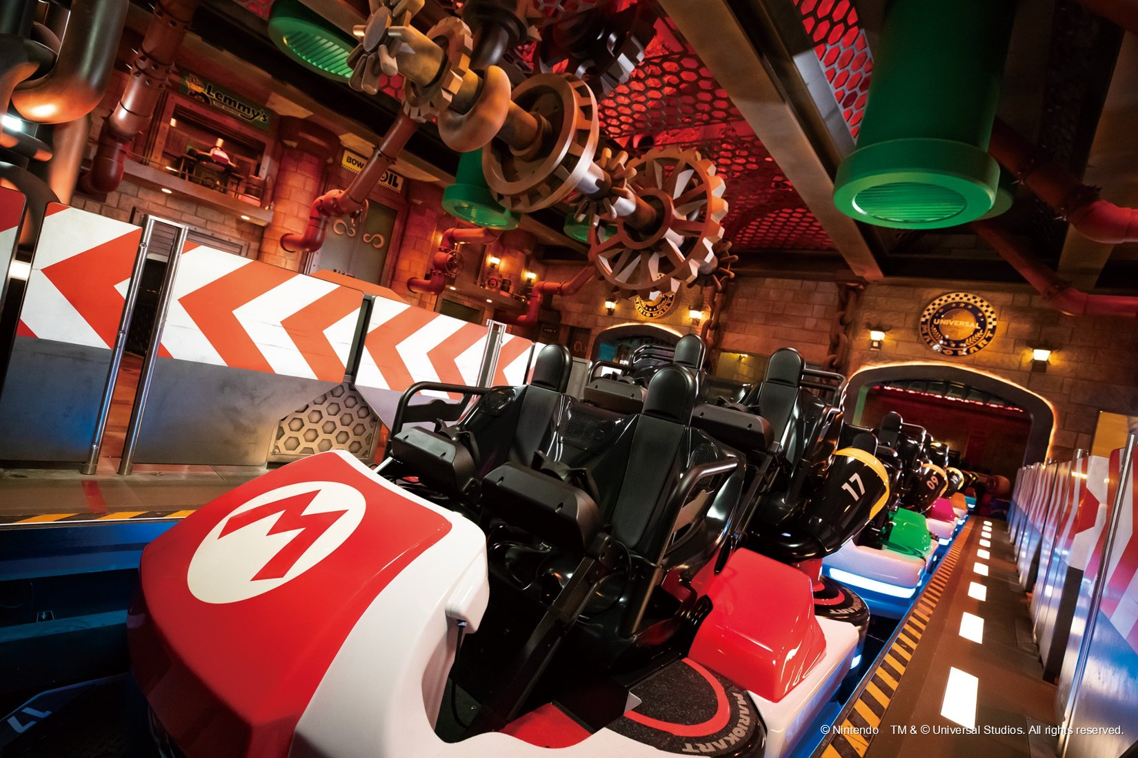Super Nintendo World - Parc Universal Studios Japon EoEKj47WMAE-5V3?format=jpg&name=large