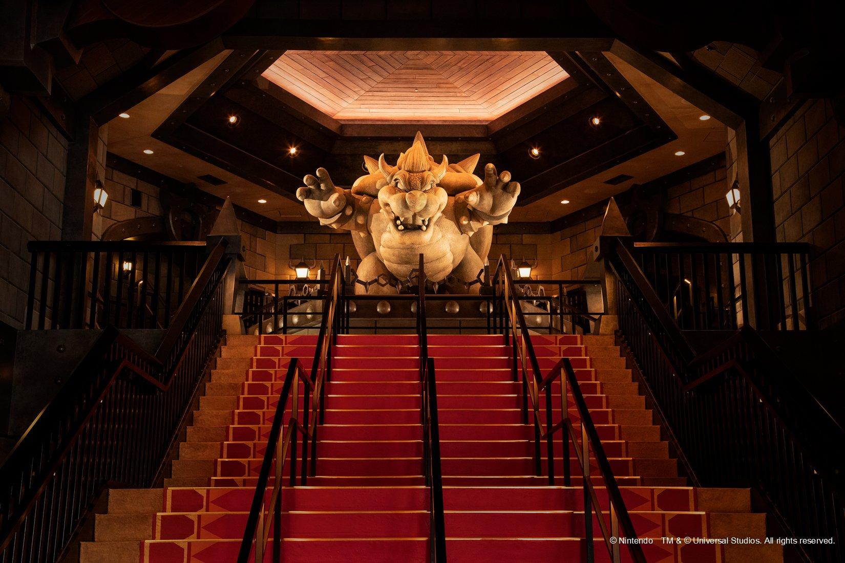 Super Nintendo World - Parc Universal Studios Japon EoEKj5AXIAAQ8C4?format=jpg&name=large