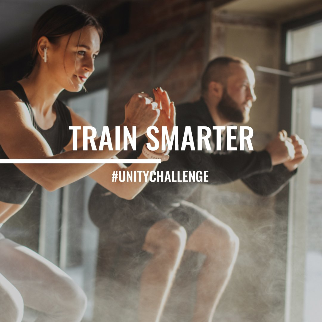 No matter your level of fitness, this week's #UnityChallenge will push you to your limits.  A bodyweight challenge set by three-time world Muay Thai champion Charlie Peters there's a mini-challenge for each weekday, all of which can be done at home 👇
