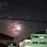 Image for the Tweet beginning: #満月 #満月の夜に #ビーバームーン