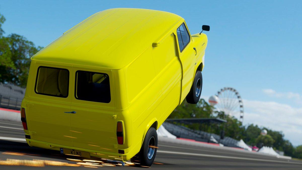 Car 640 - 1965Ford Transit  #ForzaHorizon4 #ForzaShare #Xbox #Forza #HorizonPromo https://t.co/UYzLcuvZ2l