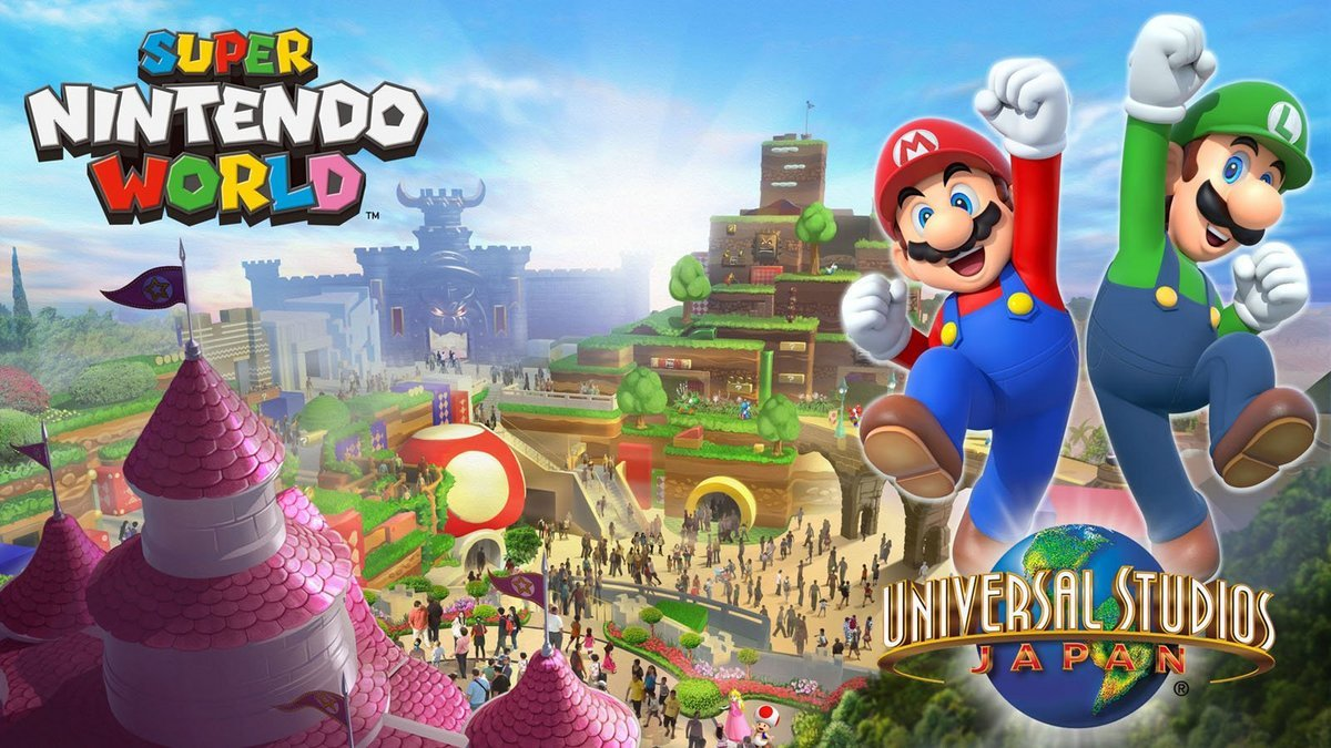 Super Nintendo World - Parc Universal Studios Japon EoEalWDW8AEt6qs?format=jpg&name=medium