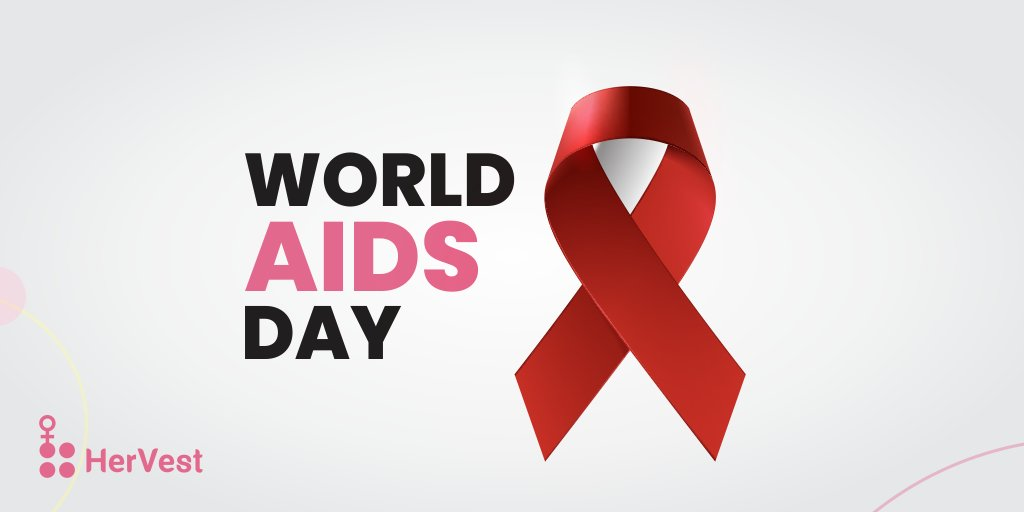The first World AIDS day was first observed in 1988 and since then, there's been giant strides of progress recorded in fighting against the global public health issue - HIV/AIDS.   Let's remember health is wealth.  #WorldAIDSDay #WorldKindnessDay #wealth #aidsday #HerVest