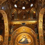 Image for the Tweet beginning: Cappella Palatina-Palermo