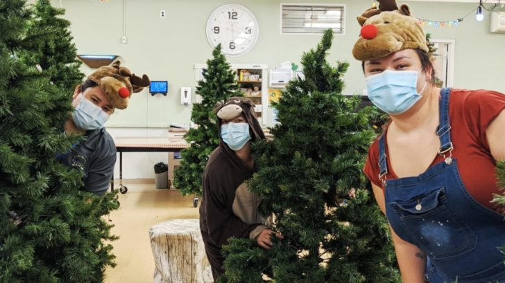 On the way at 840AM: A nursing home in Manitoulin Island is getting creative with their unique...activities for their residents...  You don't want to miss this! https://t.co/y982ElO4sN