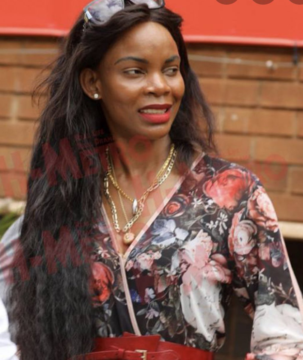 MARRY IN AMBULANCE Hours after a warrant of arrest was issued against Marry Mubaiwa, who failed to attend court this morning, an ambulance believed to be carrying her has now arrived at the Harare Magistrates' Court @larry_moyo @Zvikoeashleigh @restmutore @Lattynyangu