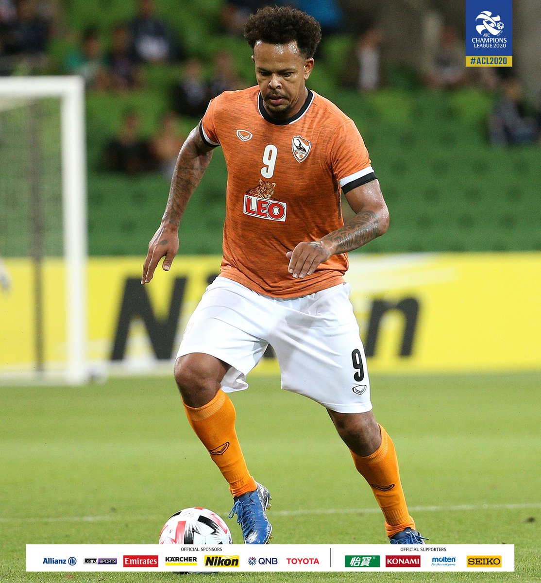 🔹 Melbourne haven't scored more than 1⃣ goal in a game across their last two ACL campaigns (1W 1D 8L).  🔹 Chiangrai have yet to hold a clean sheet in ACL.  🔹 Melbourne have made 22 dribbles per game, the second-most of any team in #ACL2020 behind Vissel Kobe (22.5).  #CRUvMVC