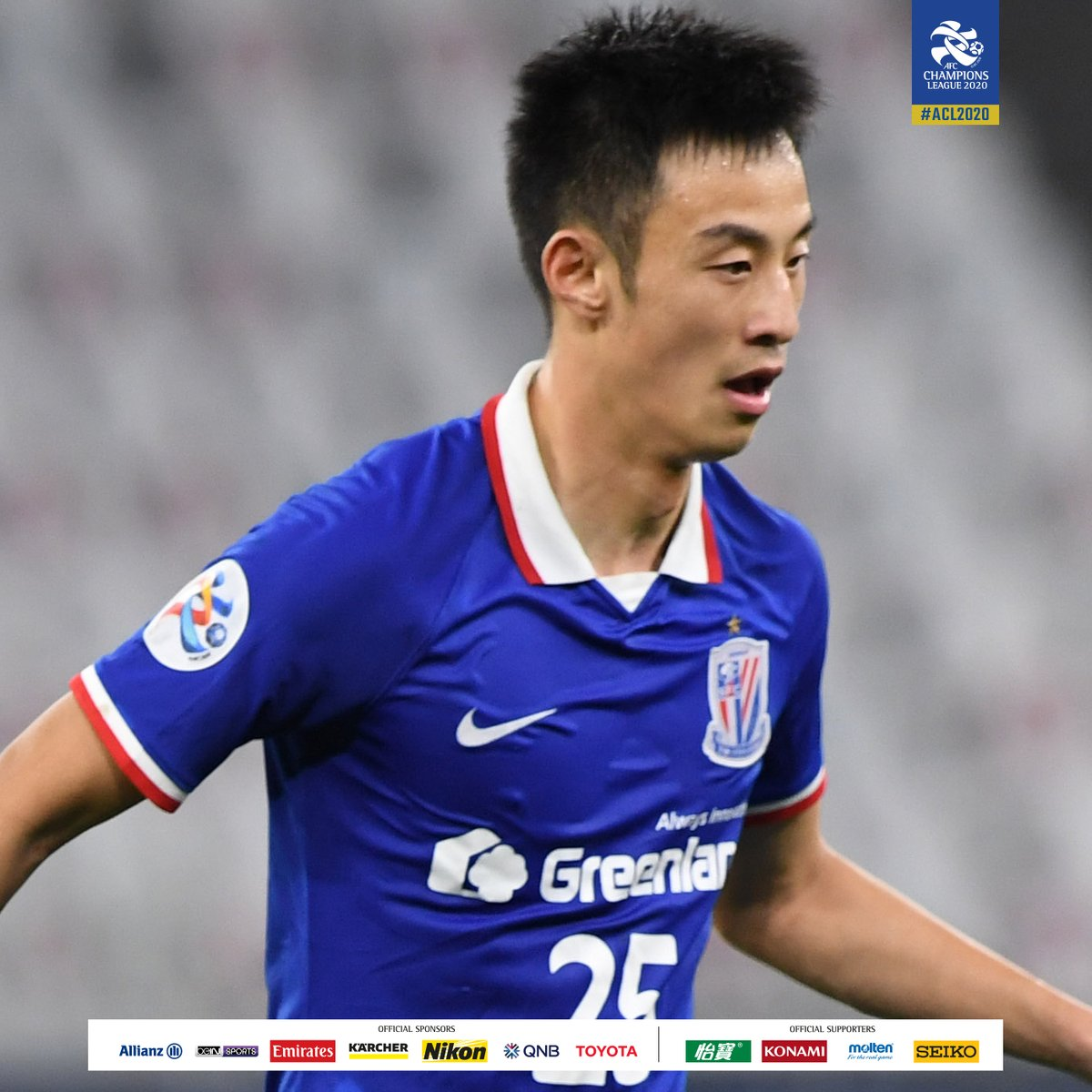 🔹 Shanghai Shenhua defeated Perth Glory 2-1 when the sides met 12 days ago.  🔹 Perth Glory aiming to pick up first-ever #ACL points after 4️⃣ straight losses.   🔹 Shanghai Shenhua looking to avoid back-to-back #ACL defeats for the first time since 2011.