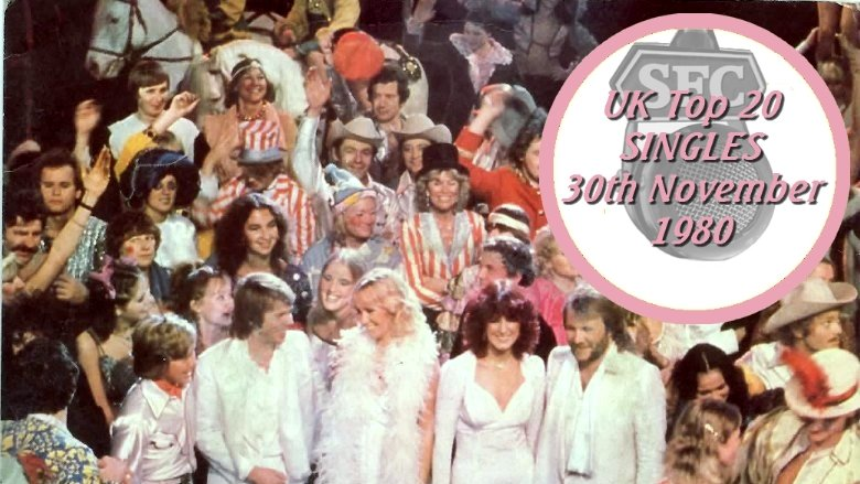 "Just uploaded ""UK TOP 20 SINGLES for November 30th 1980"" to Mixcloud    #sfchomeservice #Top20HITS #80s #80spop #80smusic #ABBA #YoungandCo #RodStewart #EddyGrant #Madness #BoomtownRats #Mixcloud #sundayvibes #chartshow #1980Hits"