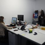 Image for the Tweet beginning: 🎙️Grapats ha presentat el Centre