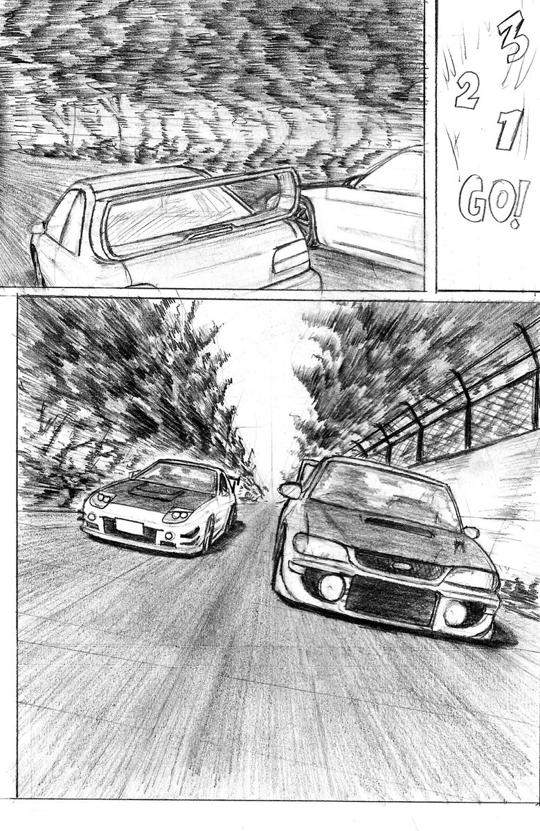 Part.5  🎵Sling Shot🎶  Passion on my spirit (Flaming) Fusion of the engine (Blazing) Traction of the tires kick up the road (Overvome the rising tension) Overtake your rivals (Burning) Can you see what's up the road, A mirage #GANCANG #InitialD #Manga #Subaru #Impreza #FC3S #JDM https://t.co/vSSddFx899