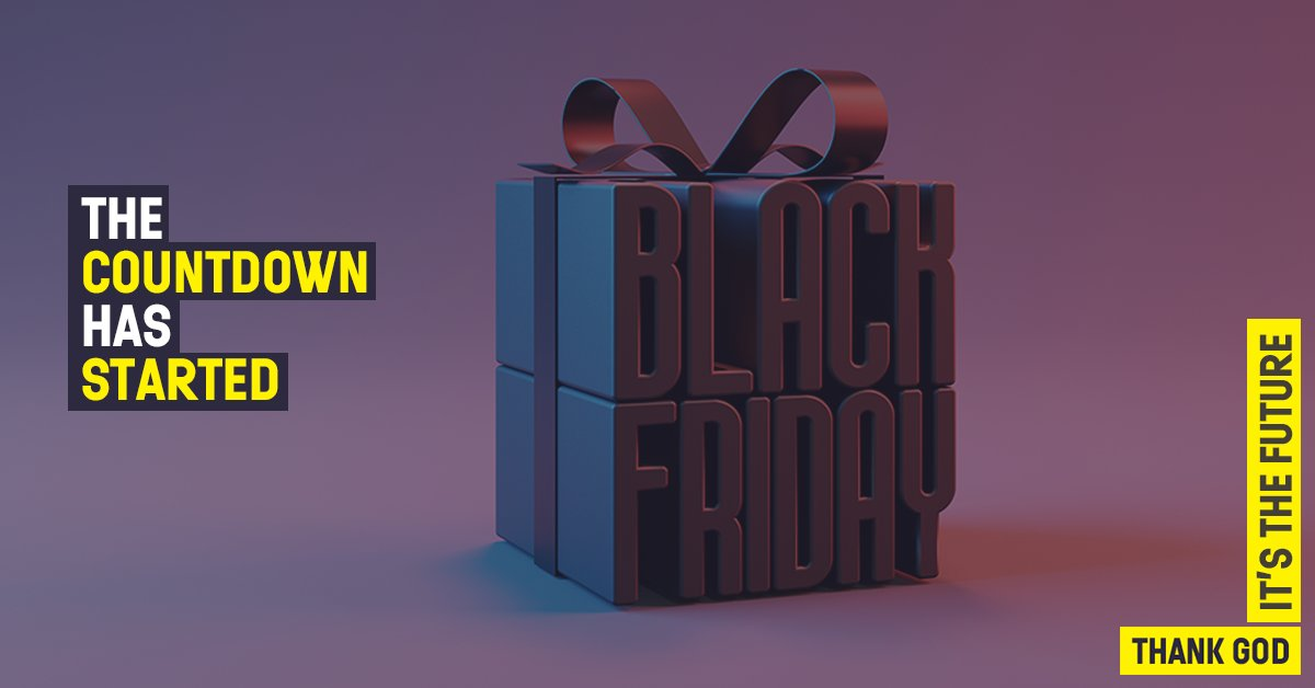 Get €65 off your ticket to #WebExpo The best ticket sale of the year ends tonight at 23:59 CET. You have just a few hours left to save 30% on your conference ticket to WebExpo.  Use the code - blackfriday - at