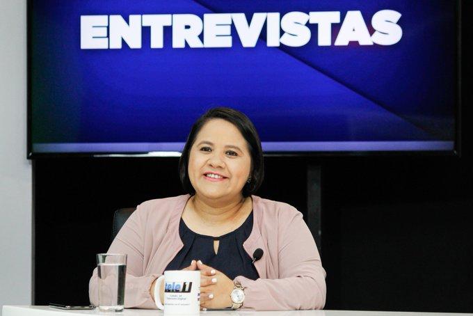 Cristina Cornejo: Gobierno ha generado corrupción sin precedentes