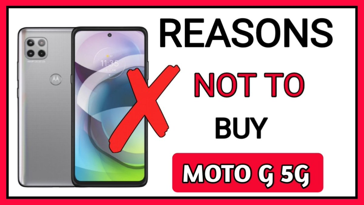 Reasons not to buy Motorola G 5G  #motog5G  #Motorola  #mondaythoughts  #Amazon5日間のビッグセール  #Captaincy  #CycloneNivar  #OnePlusXNetflix  @AmitShah  @PMOIndia  @IndiainChicago  @achandwar  @crchaudharymos  #KeepSlayingJasmin  #Odisha