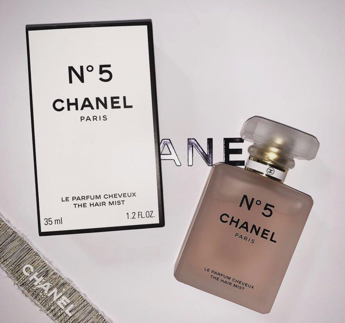 ・  購入品〜〜💸💸  CHANELのヘアミスト🍀  ほんとにほんとに良い匂い🥰  ・  #CHANEL
