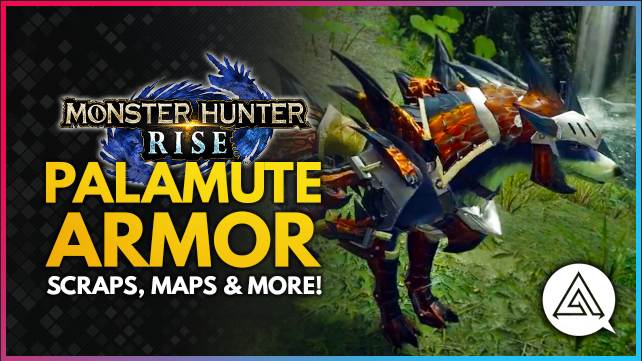 arekkz gaming - NEW VIDEO! Monster Hunter Rise | New Palamute Armor Showcase, Scraps & New Maps Still to Come!