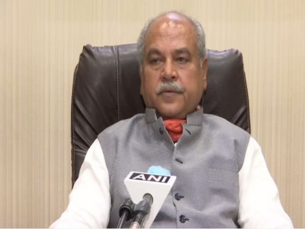 Govt invites Kisan Union for talks on Dec 1 at Vigyan Bhawan: Narendra Singh Tomar  Read @ANI Story | https://t.co/eKdfByNOF4 https://t.co/hnlhaF9JlH