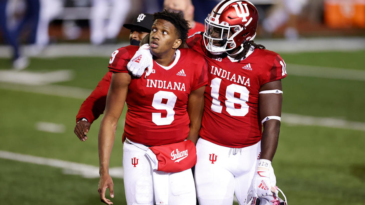 Wishing a full and speedy recovery to @themikepenix. Even bigger and better things to come in the future! #IUFB