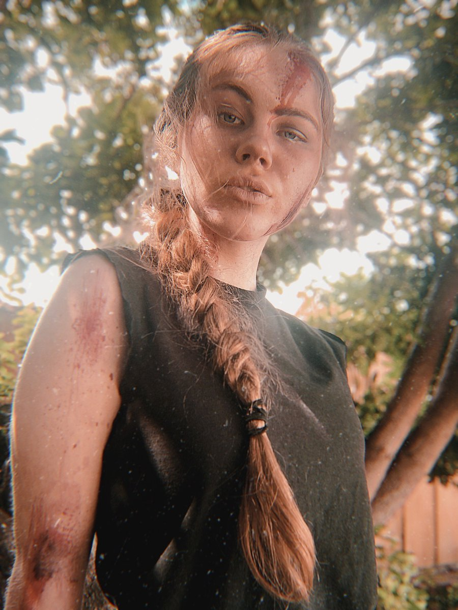 Check out this awesome Abby cosplay from The Last of Us Part II by madroxxicosplay!  Share your own cosplay, fan art, and more here: