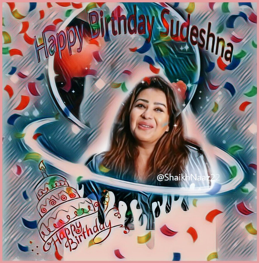 Happy Birthday dear @sudeshnadas711 😚  I hope this is the beginning of the Best Year Everrr...May God shower you with blessings today & alwayss ❤︎  #HappyBirthdaySudeshna https://t.co/30Q45th2lm