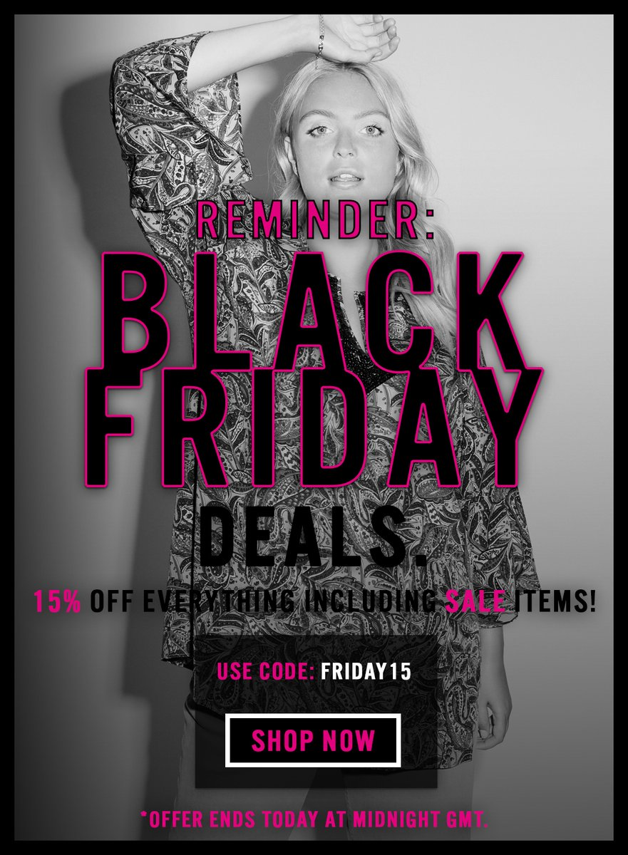 test Twitter Media - Black friday discount FRIDAY15 is ending at midnight https://t.co/0by22NXIST https://t.co/TthtDQhdEy