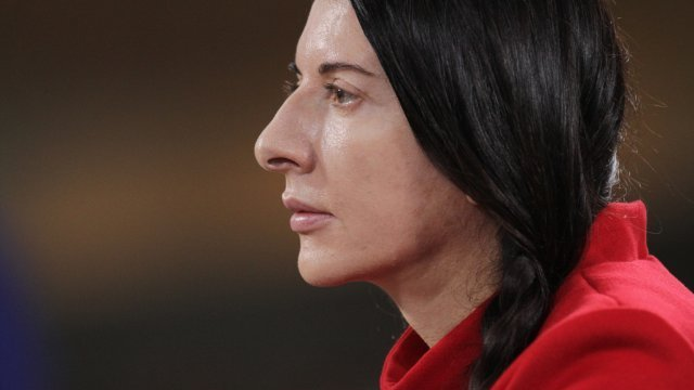Happy birthday to the one and only Marina Abramović! #TheArtistIsPresent