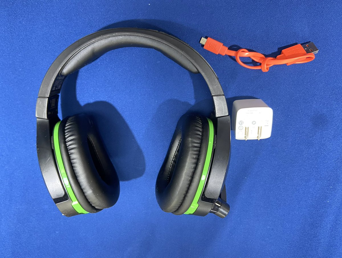 Good Morning Everyone ! It's a Rainy Day☔️🌧 Today We Have For Sale Turtle Beach Ear Force Stealth 700 Wireless #Headset For #Xboxone Only🎉🎉$75.00🎉 If you have any questions give us a call 📞 410-224-8600  Or Visit us at 1940 West St Annapolis MD 21401 https://t.co/cBPq34KF0h