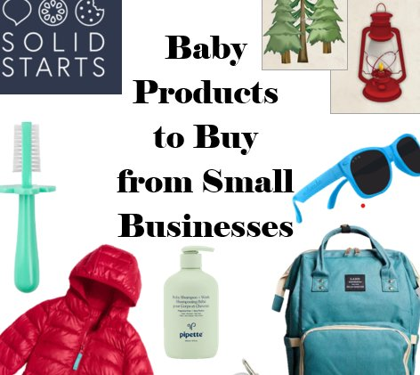 Shopping today for #CyberMonday? You can still #ShopSmall! Check out yesterday's post for my favorite small businesses to buy baby products from. Many still have Cyber Monday sales!
