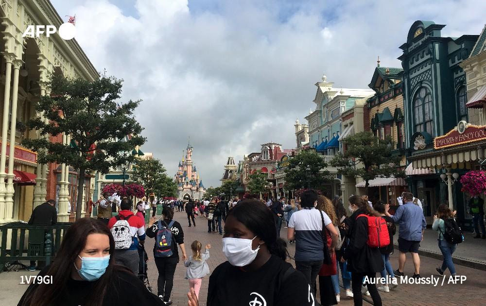 @afpfr's photo on Disneyland