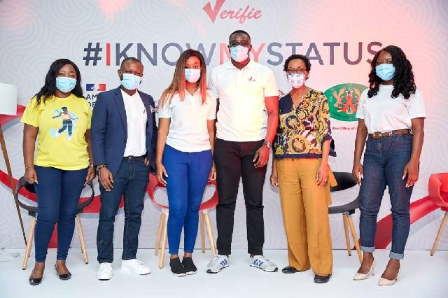 Verifie Health launches '#IKnowMyStatus' to mark World AIDS Day