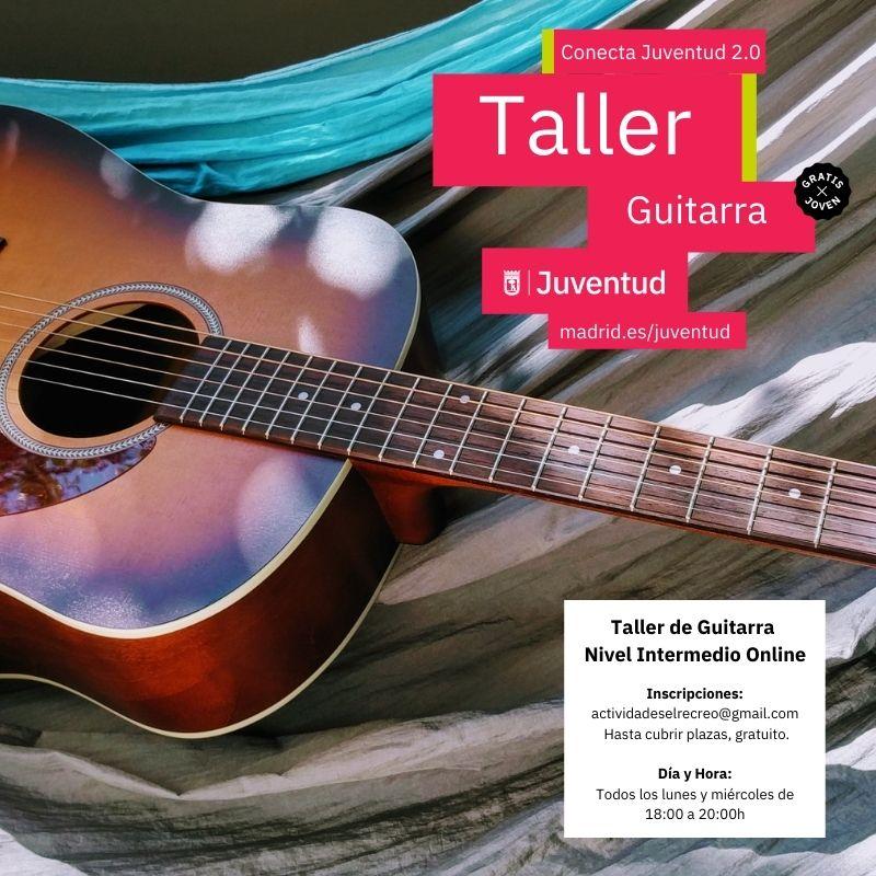 🥁🎸¡Jóvenes músicas @MadridJuventud nos ofrece formaciones #gratuitas!Para percusionistas y guitarristas!👇🏾👇🏾