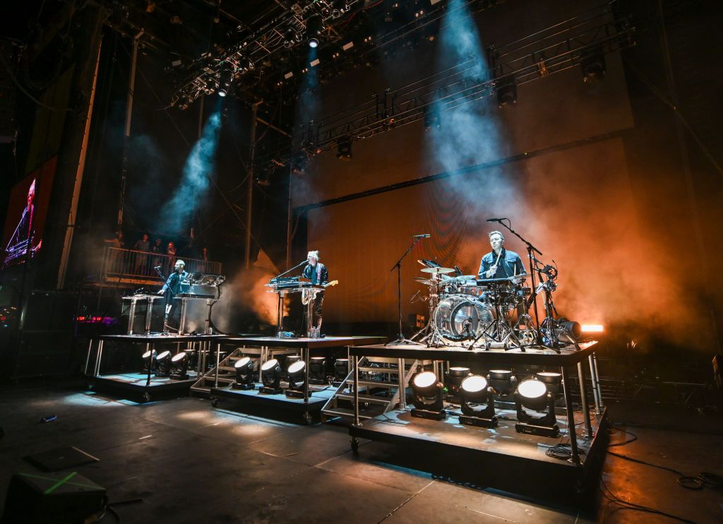 Can't start the post-Thanksgiving week with anything other than @RufusDuSol as they share the seventh edition of 'Rose Ave Radio' | 📸: FilmMagic