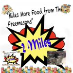 Image for the Tweet beginning: Miles and Miles More Food