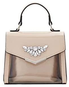 حقيبة بمقبض علوي للنساء - بيج  خصم ( 50% )   #أمازون_السعودية #فاشن #موضة #ستايل #الشرق_الأوسط  #ملابس #امازا  رابط الشراء