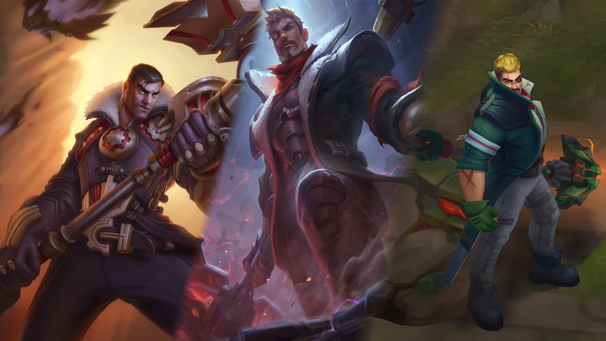RezoneGAMES - ⭐ I'm giving away a bunch of RESISTANCE JAYCE Codes/Chromas thanks to @loleu ,@uk_lol & #LPP! 🛠  To Enter: ➡Retweet  ➡Follow  ➡Like  ➡Comment Your Region!   ↘More given away on Twitch and Gleam!↙  ⭐Giveaway:   ⭐Twitch: