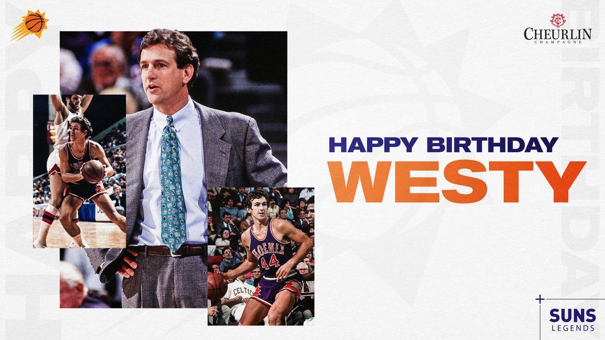 Help us wish Paul Westphal a very happy birthday! https://t.co/KvVmx5RBPL
