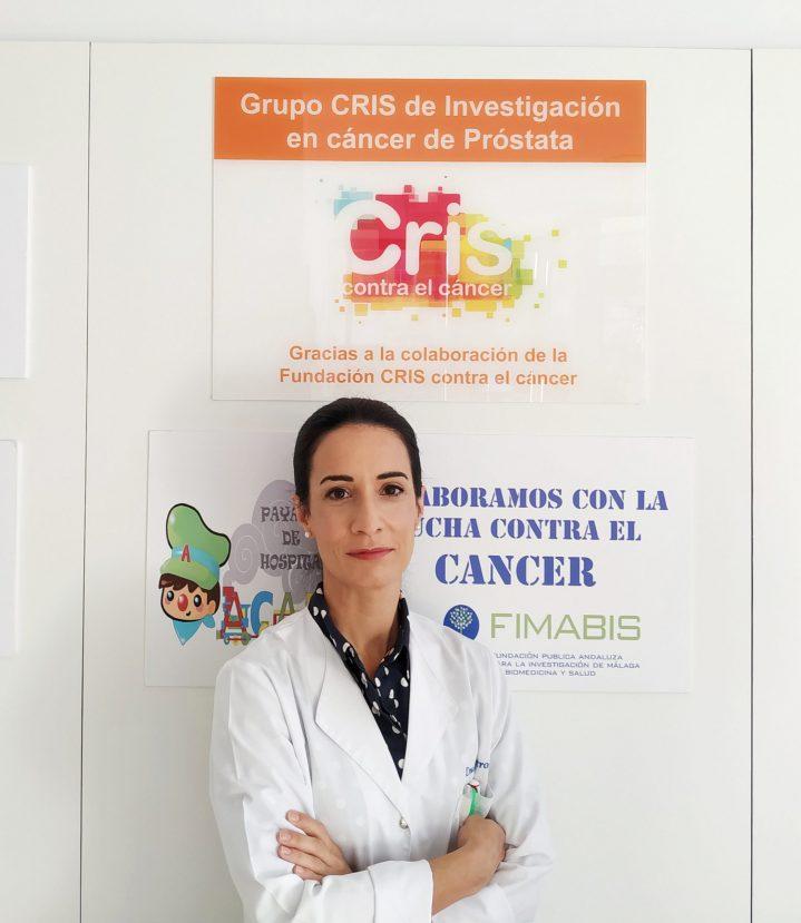 Una investigadora de Málaga lidera avances internacionales en cáncer de próstata @criscancer  @anna_conte