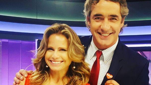 [FOTO] 📸 Soledad Onetto y José Luis Repenning aclararon su supuesta relación amorosa ➡️ https://t.co/UiXdUJLSiE https://t.co/RG1ziH5okA