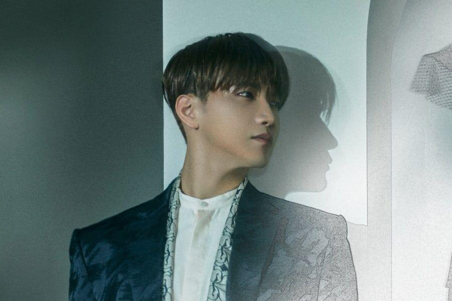 #2PM's #Jun_K Unveils Track List For New Solo Mini Album Packed With Self-Written Songs