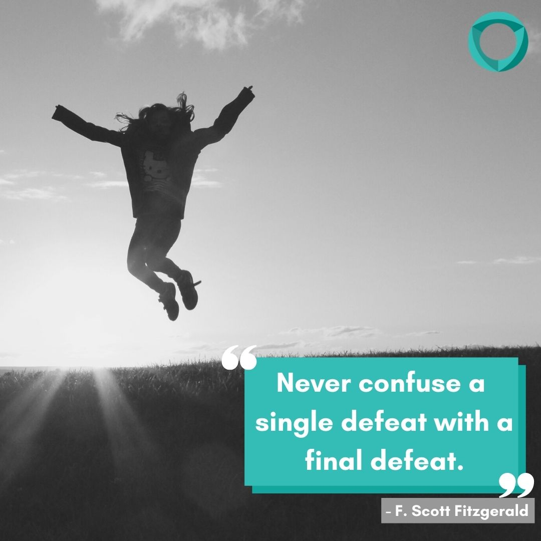 Never give up on your #dreams, even in the face of defeat! #MondayMotivation