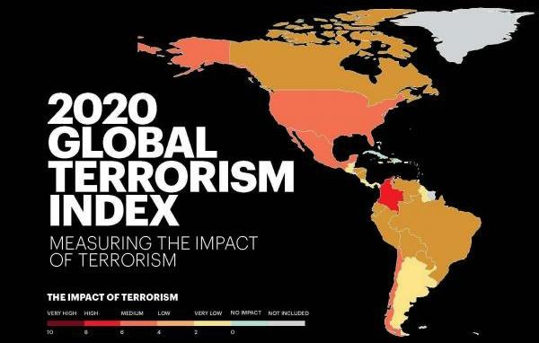 """""""معهد السلام"""": #السلطنة أقل دول #الشرق_الأوسط تعرضًا لـ #الإرهاب"""