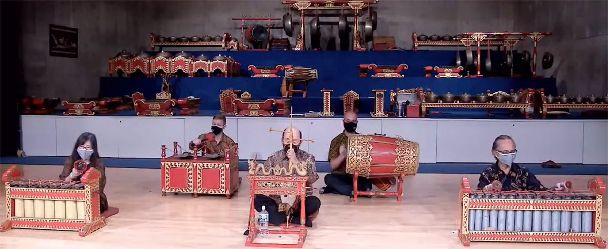 test Twitter Media - Following strict safety guidelines, Wesleyan's Javanese gamelan classes were able to meet in-person this fall, even producing a bi-weekly virtual mini-concert series. Each performance showcases a different theme or style.  Full story & concert archive: https://t.co/AGNKmSMZo8 https://t.co/Q5F6q23xm2