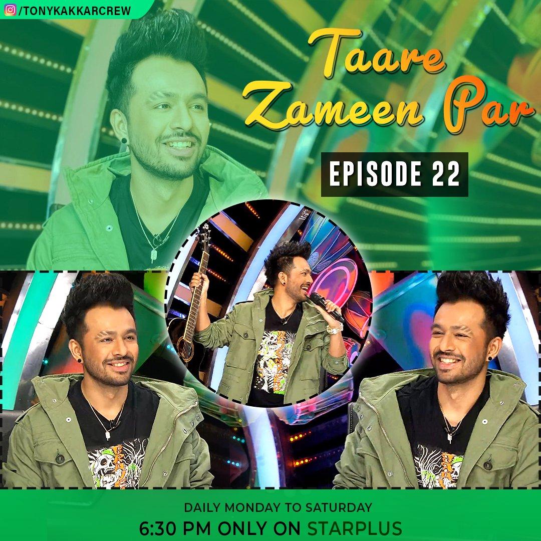 #TaareZameenPar Week 4 . Episode 22 ❤️ #TonyKakkar #TonyFam