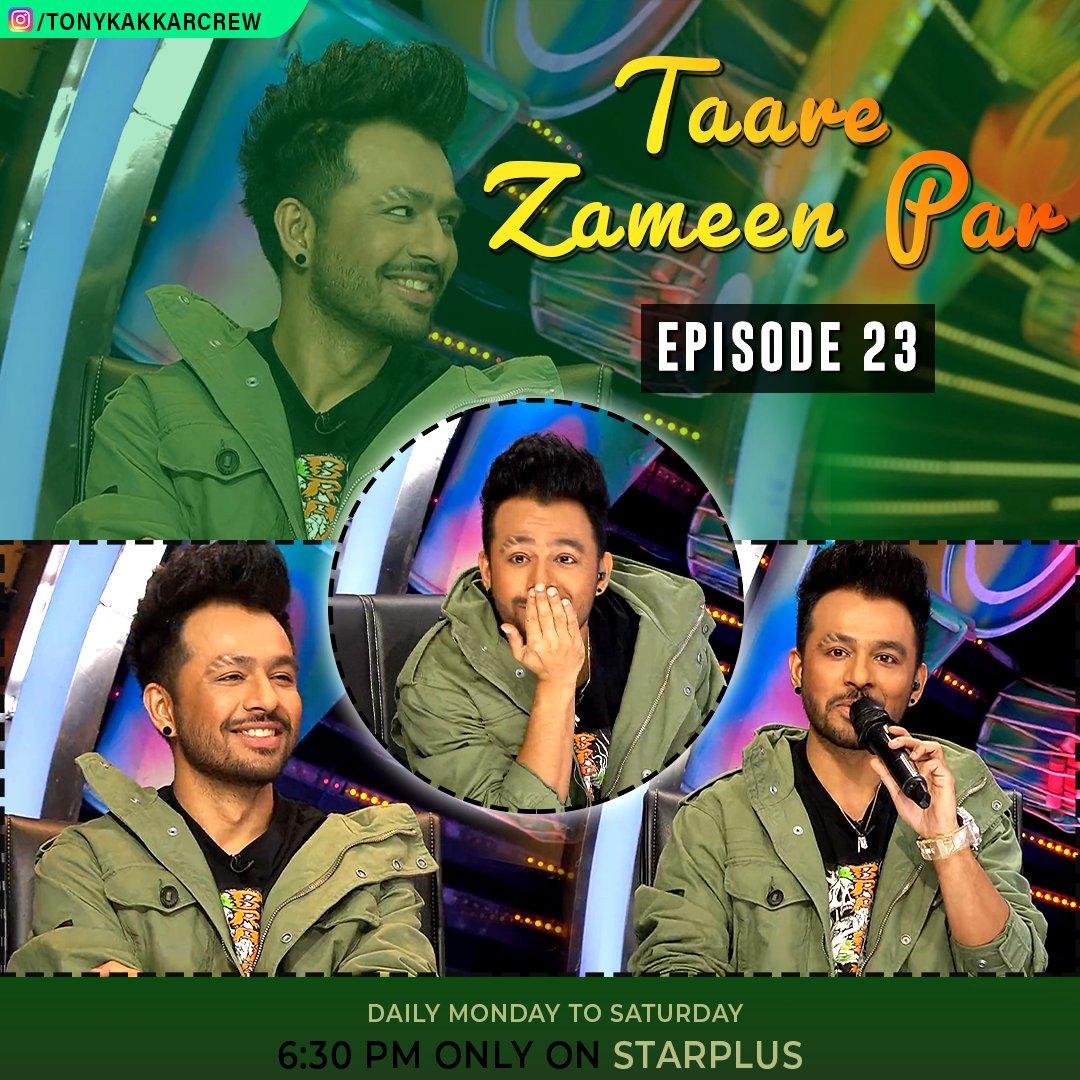 #TaareZameenPar Week 4 . Episode 23 ❤️ #TonyKakkar #TonyFam
