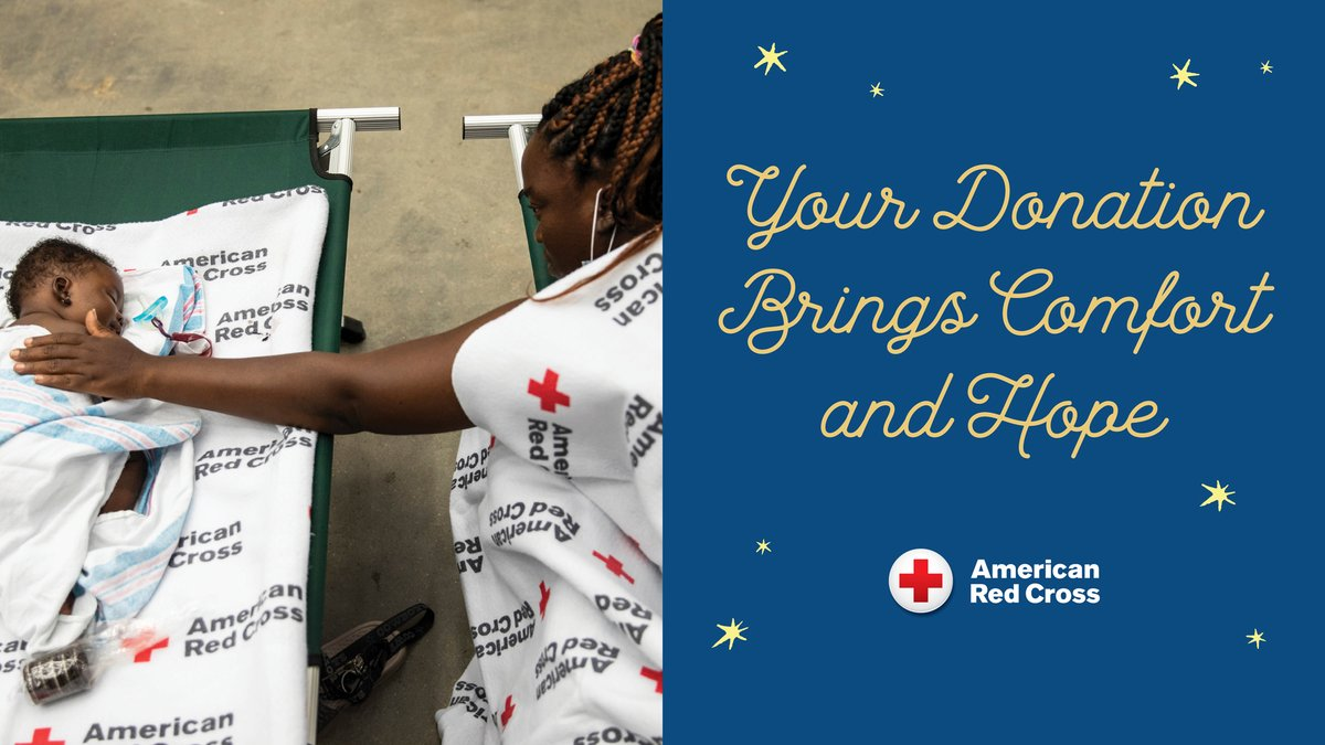#GivingTuesday is tomorrow and we hope that you will consider making a donation to the American Red Cross - your donation helps give families impacted by a disaster comfort and hope.   Corporate donors @ATT @HighmarkRes and @CityElectricUSA thank you for your support.