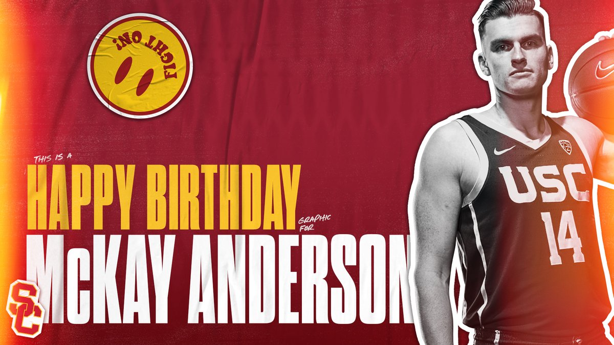 Happy Birthday to redshirt fifth year senior McKay Anderson! https://t.co/NWpn43oGf1