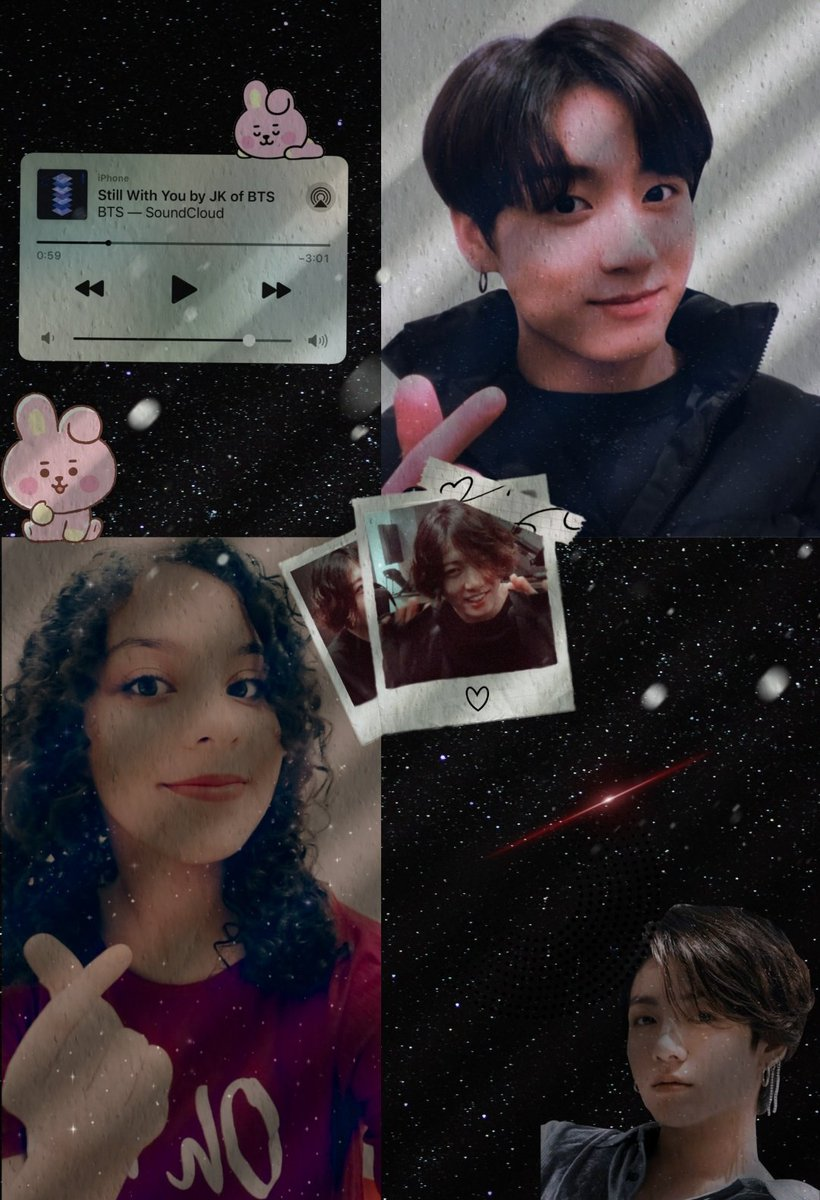 #ARMYSelcaDay #ARSD @BTS_twt   It's my first time participating 💜💜💜🖤 What do you think ?