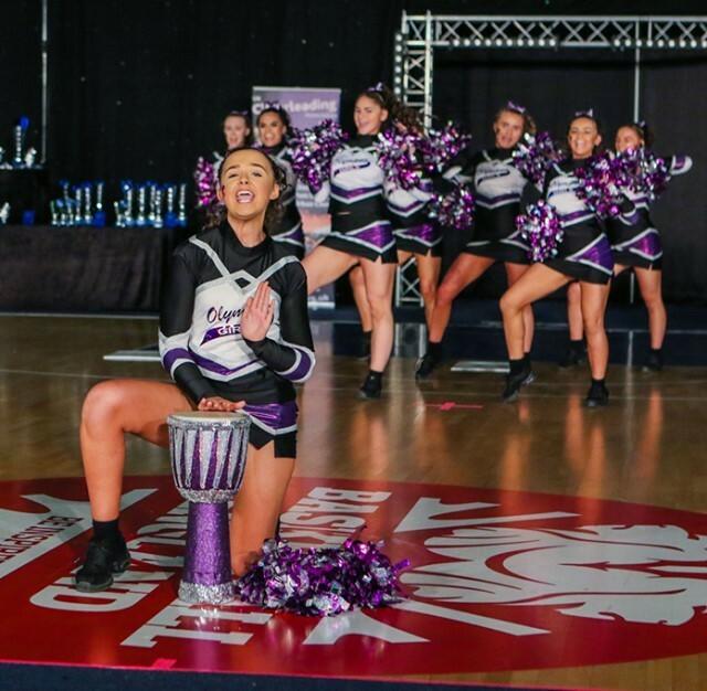 Be your squad's motivator this week! ✨💪#mondaymotivation #cheerspirit #ukca #ukcheerleading #cheer #cheerleadinguk #cheeruk #ukcheer #cheerleader #cheerleading #cheersquad #cheerlife #cheersport